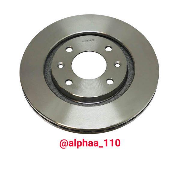 دیسک ترمز چرخ جلو ایساکو شرکتی مناسب برای پژو 405