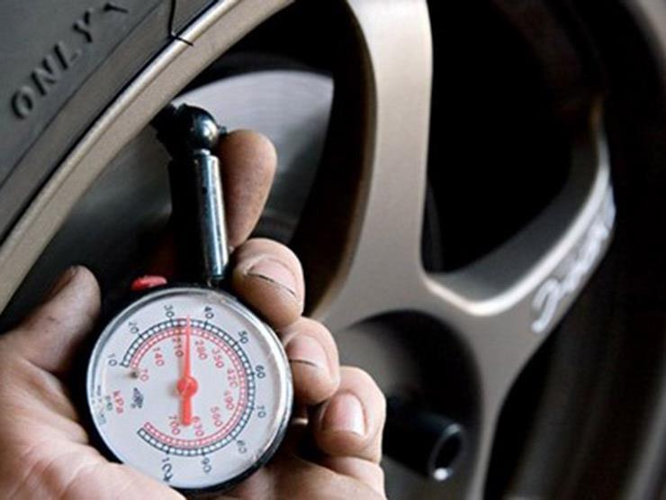 فشار باد تایر ها را بصورت دوره ای چک کنید.