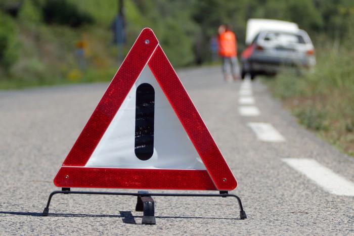 مثلث خطر از وسایل ضروری خودرو