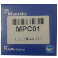 لنت ترمز جلو ماندو (Mando) مناسب برای ال 90 و لیفان 520