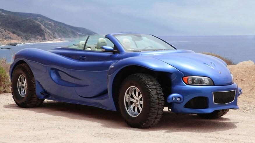 2013 Youabian Puma یمی از زشت ترین ماشین های دنیا