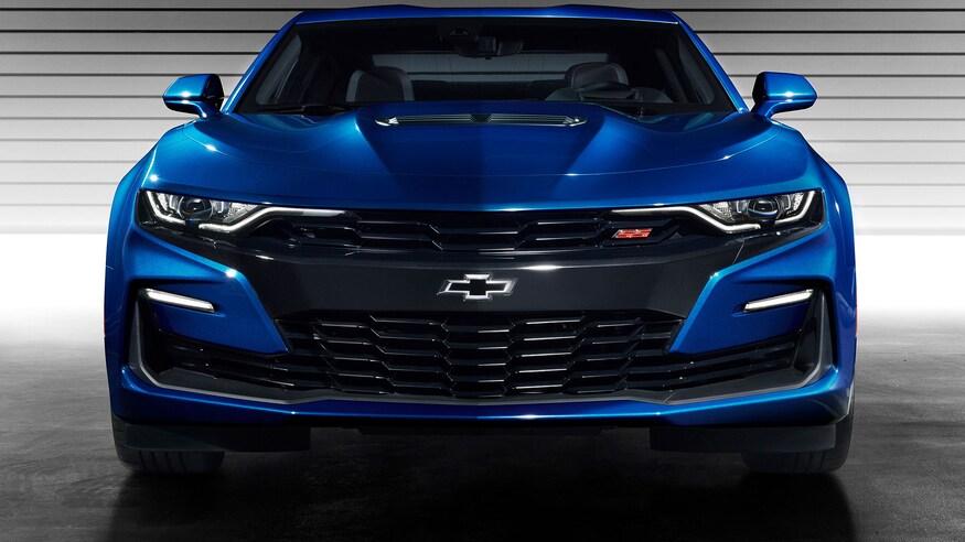 2019 Chevrolet Camaro SS از زشت ترین ماشین های دنیا